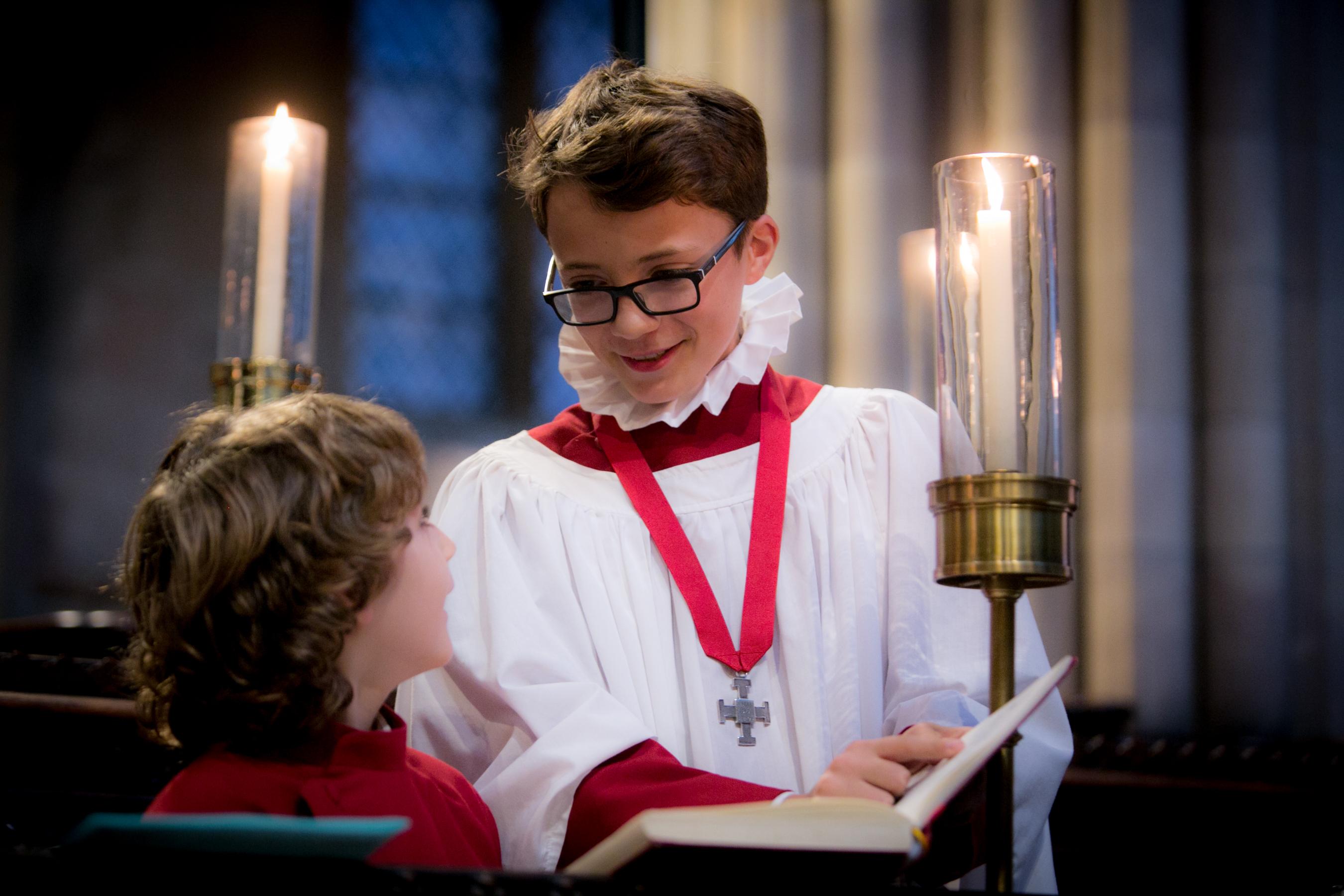 Choir-Boys